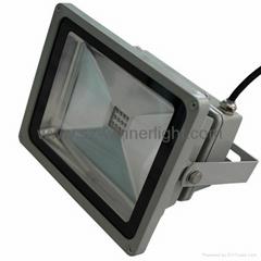 10W Waterproof LED floodlight high power flood led light AC100-240V