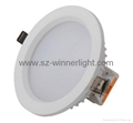 7W SMD led ceiling light high quality