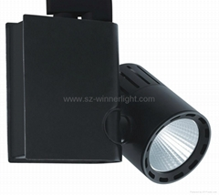 30W High power led track light