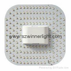 2D led lamp  SMD LED 2D 180 degrees GR10Q 4PIN emergency/motion sensor