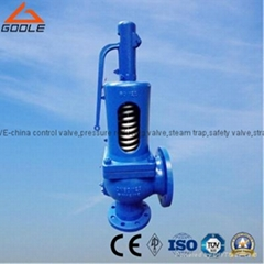 DIN 900 Series Spring Loaded Safety