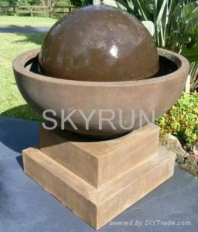 Cement flower pot and GRC planter 2