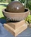 GRC planter and cement flower pot 2