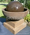 GRC flower pot and GFRC planter