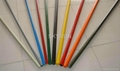 FRP pultrusion pole and glassfibre tent poles