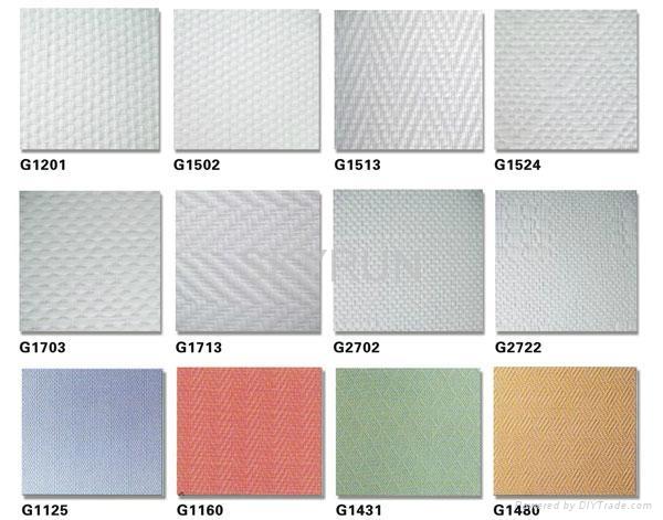 Fiberglass Wallpaper and Fiberglass Wallcovering 2