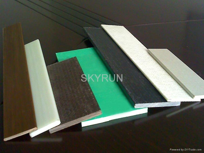 Pultruded fiberglass flat bar and FRP flat strip 1