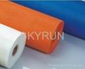 Alkali resistant fiberglass mesh and AR