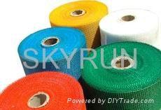 Alkali resistant fiberglass mesh and AR glassfiber mesh 2