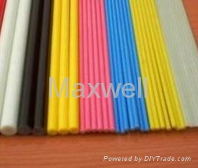 Fiberglass solid stick and FRP pultrusion stick 3