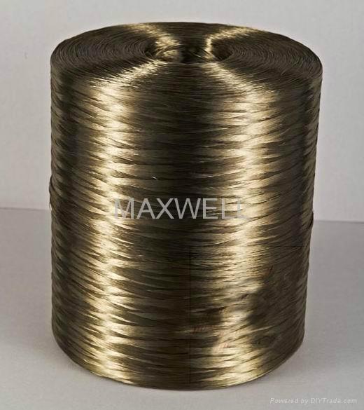 Basalt fiber roving and chopped basalt fiber strand 2