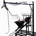 GRC pump station and GRC spraying machine 1