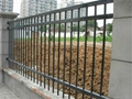 FRP fence and FRP guardrail