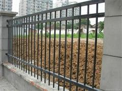 Fiberglass fence and FRP handrail