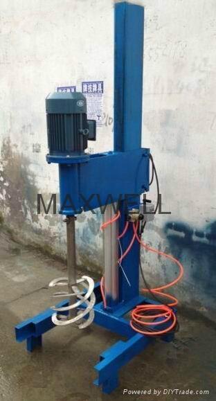 GFRC spraying machine and GFRC mixer 2