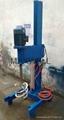 GRC spraying machine and GRC pump station 2
