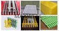 Fiberglass Molded Grating and Pultruded FRP grating 2