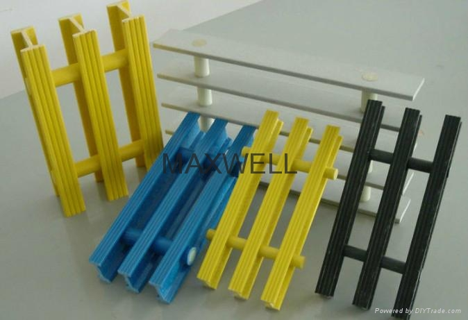 Molded FRP Grating and Pultruded FRP grating 3