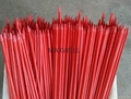 Solid FRP stick and fiberglass stake 1