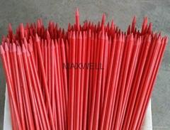 Fiberglass stick and FRP sharpened stick