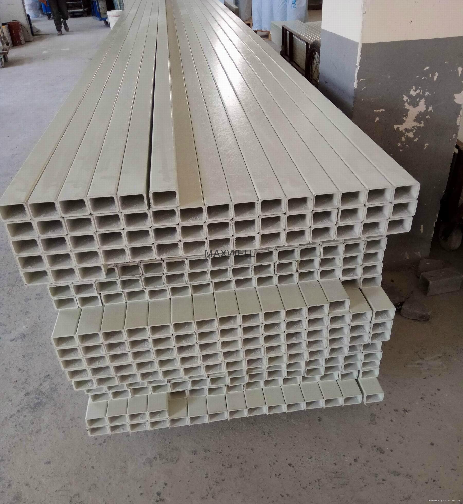 Pultruded fiberglass tube and FRP pultrusion tube 3