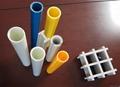 Fiberglass pultrusion tube and