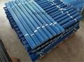 Pultruded fiberglass stick and GRP stick
