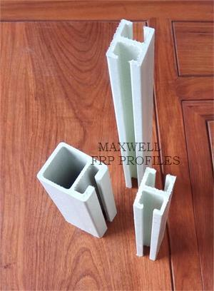 FRP structural profiles used for building components 1