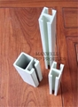 FRP structural profiles used for building components