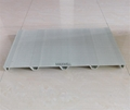 Corrosion resistant FRP roofing panel and pultruded FRP panel