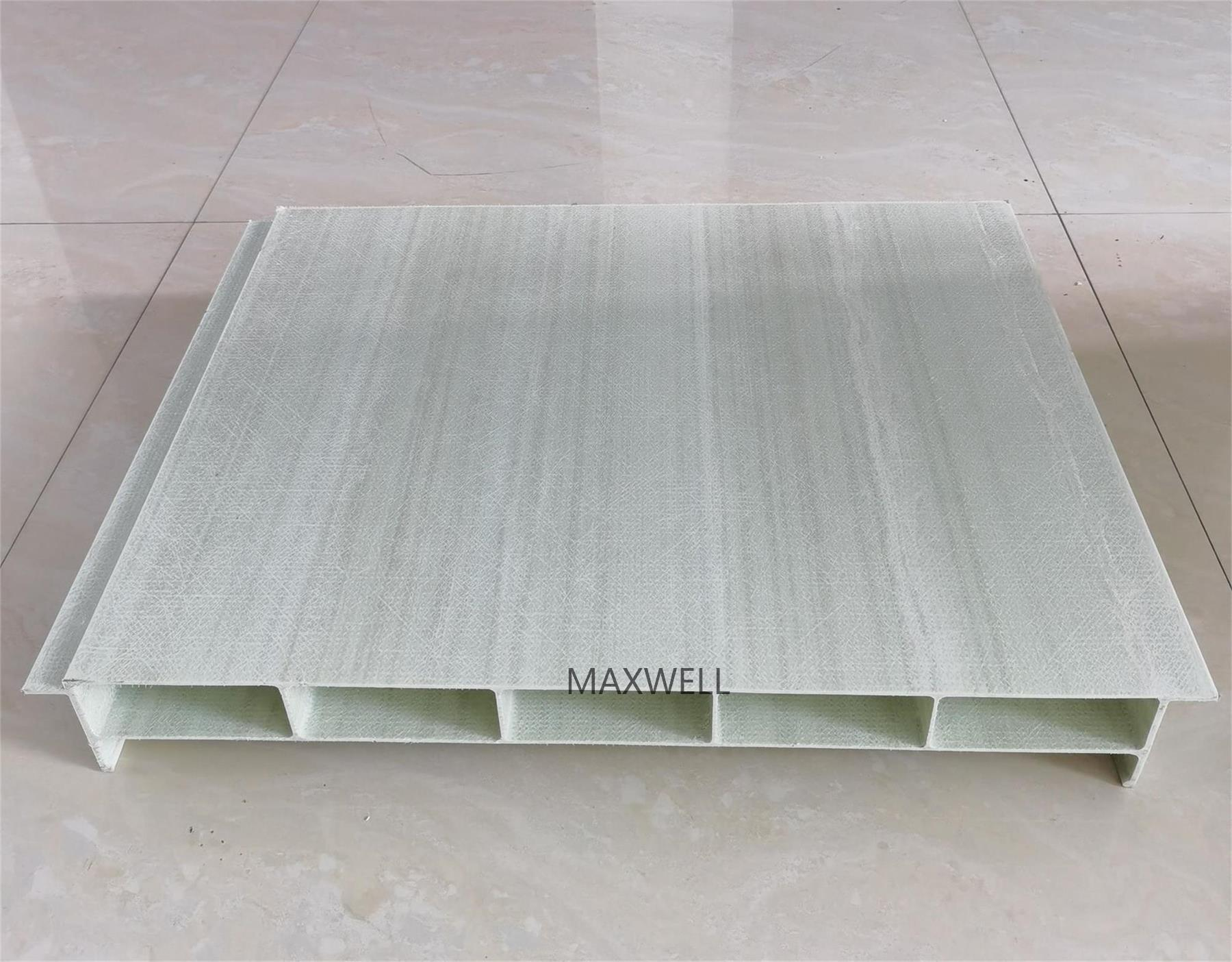 Corrosion resistant FRP roofing panel and pultruded FRP panel 3