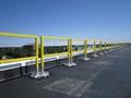 High strength anti-corrosion FRP guardrail and GRP handrail