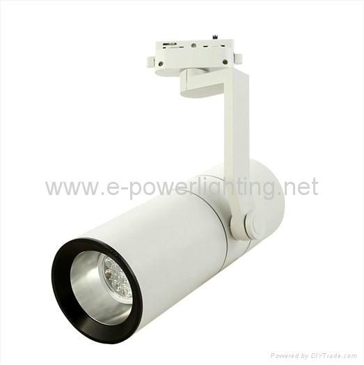 Two Lines LED Track Spotlights EPT1021-12x1W (EPT2021-12x2W) 1