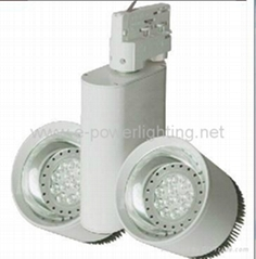 High Power LED Track Lights EPT1041-(9x1W)x2