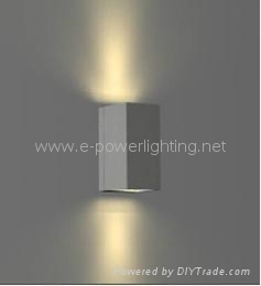 8W LED Outdoor Wall Light  IP54 1
