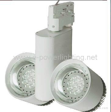 High Power LED Track Lights EPT1035-(12x1W)x2 1