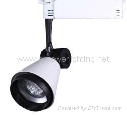Two Lines LED Track Spotlights EPT822-9W-9x1W 1