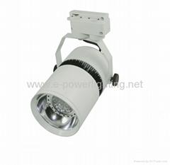 18W LED 导轨灯 商业照明灯具 替换传统35W卤素灯