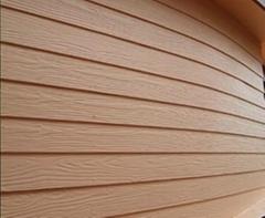 外墙装饰木纹板