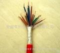 高温硅橡胶屏蔽电缆