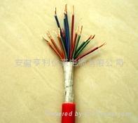 高溫硅橡膠屏蔽電纜