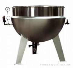 高品质电加热夹层锅
