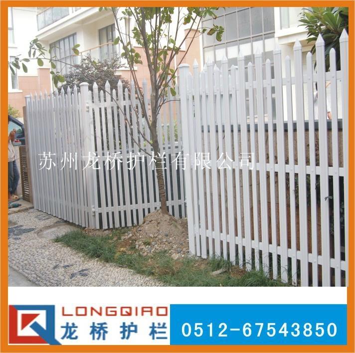 张家港PVC护栏 5