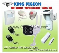 GSM 3G wireless home sec