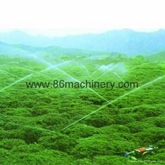 Agricultural Buried Pipe Sprinkler Irrigation System