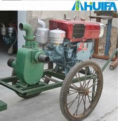 Condensing Diesel Engine