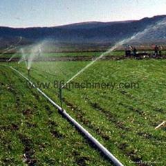 Hand Move Portable Sprinkler Irrigation System