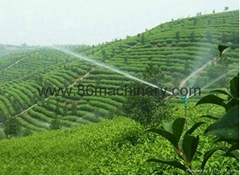 Fixed Watering Sprinkler Irrigation System