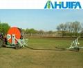 Automatic Reel Irrigator