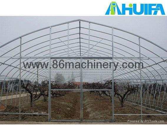 Greenhouse Structure 1